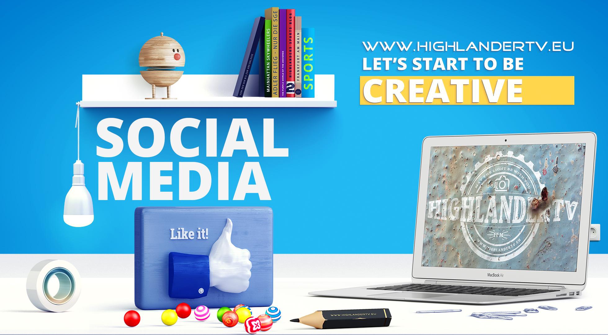 HighlanderTV - Social Media